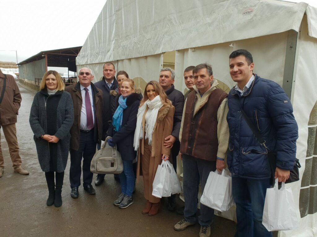 Poseta Evropske komisije i organa R.Srbije - PG Mago Mihajlo 21.11.2018. 1