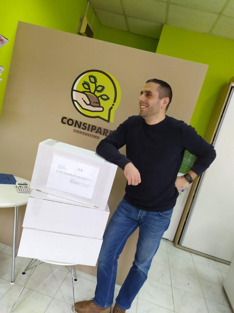 Ivan Papić, uz jedan od najobimnijih Zahteva u 5. Javnom pozivu - Izgradnja farme